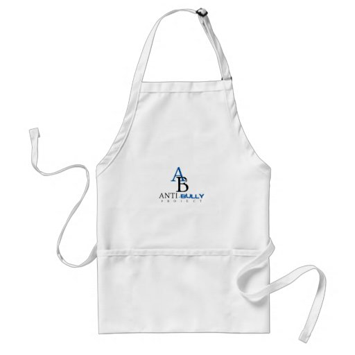 Anti-Bully Project items to promote Anti-Bully Aprons