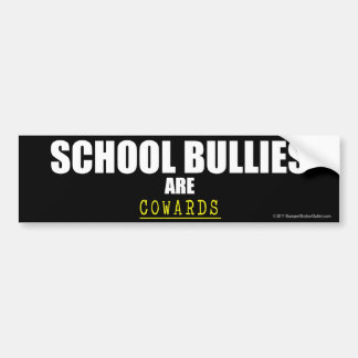 Anti-Bully Sticker