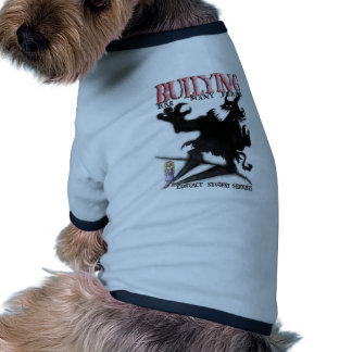Anti_bullyin_posters2 Dog T-shirt