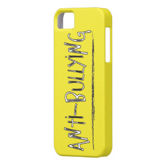 Anti-Bullying Case For The iPhone 5