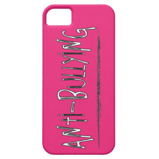 Anti-Bullying iPhone 5 Cover