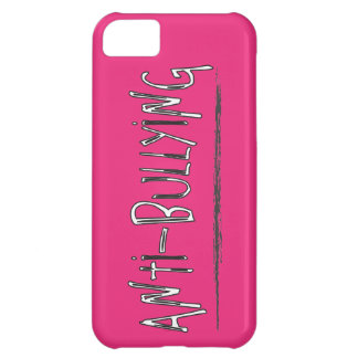 Anti-Bullying iPhone 5C Covers