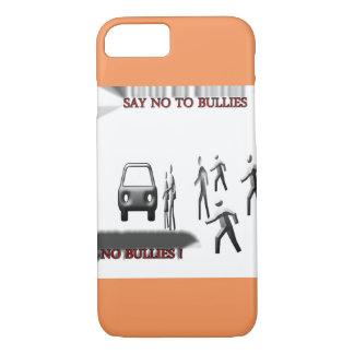 Anti-bullying iPhone 7 case