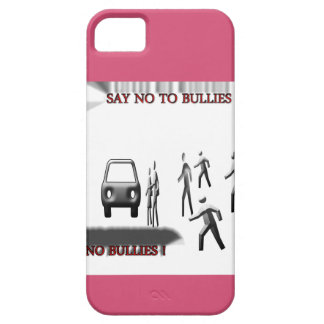 Anti-bullying iphone case case for the iPhone 5