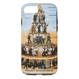 Anti Capitalist iPhone 7 Case