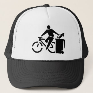 Anti Car Pro Bike Trucker Hat