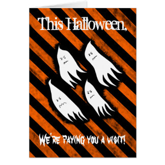 Anti cheap Halloween candy Card