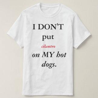 Anti Cilantro Shirt