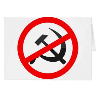 Anti-Communism Card