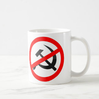 Anti-Communism Coffee Mug