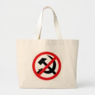 Anti-Communist Large Tote Bag