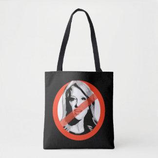 Anti-Conway - Anti- Kellyanne Conway Tote Bag