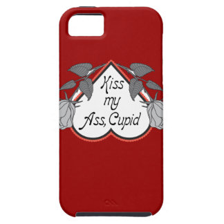 Anti Cupid Valentines Day iPhone 5 Cover
