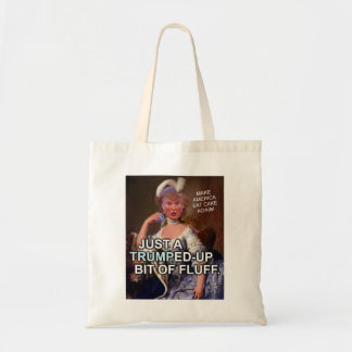 Anti Donald Trump Marie Antoinette 2016 Election Budget Tote Bag