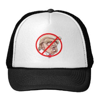 anti donald trump trucker hat