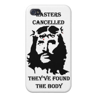 anti Easter iPhone 4 Cover