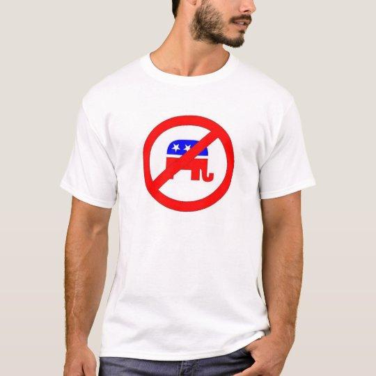 anti-elephant T-Shirt