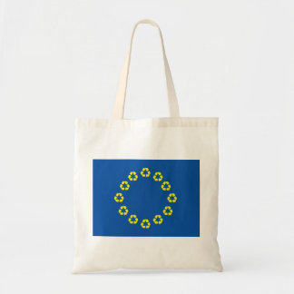 Anti EU Flag European Union Recycling Bag