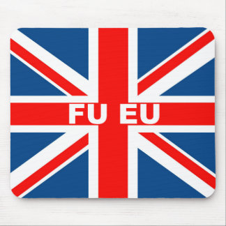 Anti European Mouse Pad