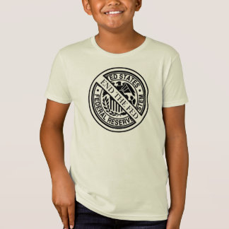 Anti Federal Reserve Logo with Famous Quotes 2 T-Shirt