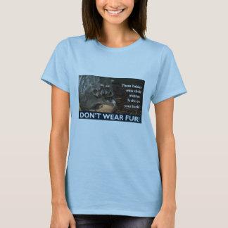 Anti -Fur T-Shirt