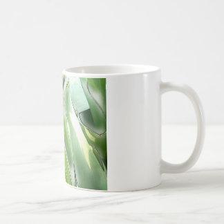 anti-glamorous tulips coffee mug