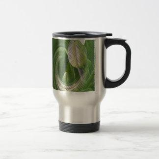 anti-glamorous tulips travel mug