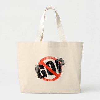 ANTI GOP Faded.png Bag