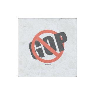 ANTI-GOP STONE MAGNETS