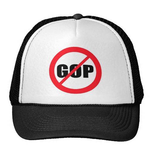 Anti-GOP Mesh Hats