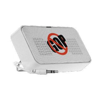 ANTI-GOP MP3 SPEAKERS
