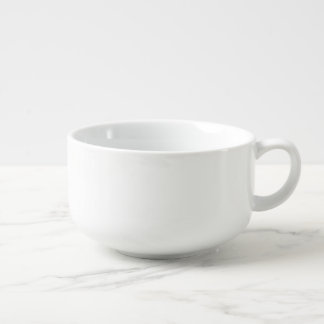 ANTI-GOP SOUP BOWL WITH HANDLE