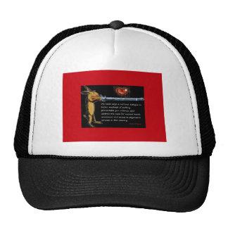 Anti-Gun Violence - Listen to Bunny Trucker Hat