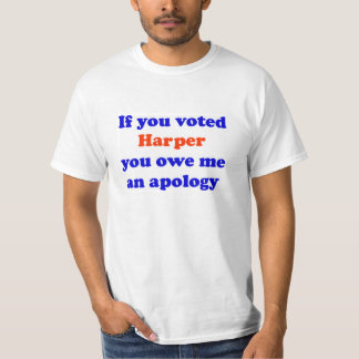 Anti-Harper T-shirt
