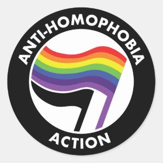 Anti-Homophobia Sticker