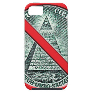 Anti Illuminati Mobile Phone Case iPhone 5 Cover