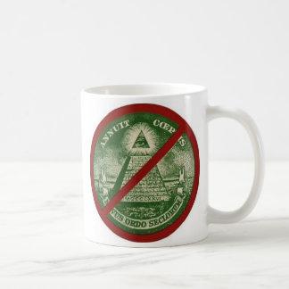 Anti Illuminati mug
