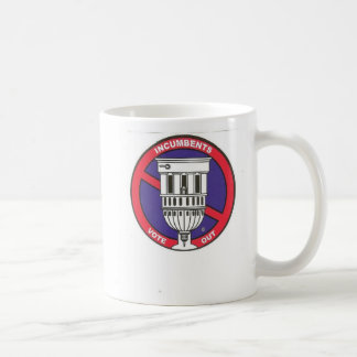 Anti incumbent term limit mug