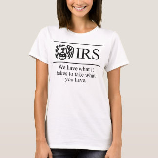 Anti- IRS Shirt