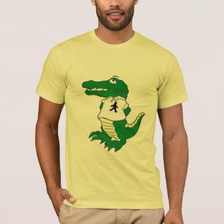 Anti-Izod parodie T-shirt