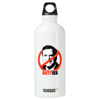 Anti-Jeb Water Bottle