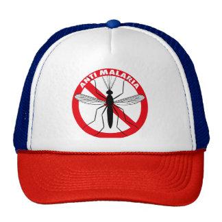 ANTI MALARIA TRUCKER HAT