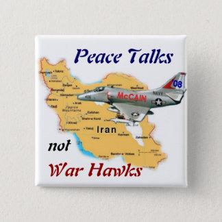 Anti-McCain Square Button