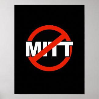 Anti Mitt Name -.png Posters