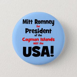 anti Mitt Romney 2 Inch Round Button