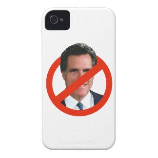 ANTI MITT ROMNEY Case-Mate iPhone 4 CASES