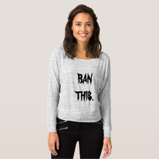 anti muslim ban t-shirt