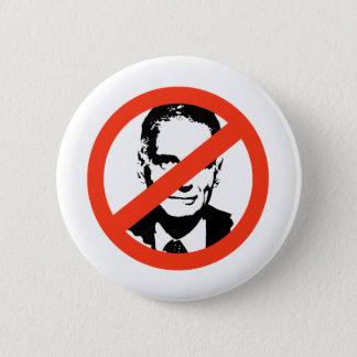 ANTI-NADER: ANTI-Ralph Nader 2 Inch Round Button