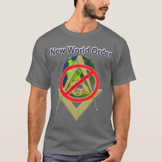 ANTI-NWO T-shirt for men