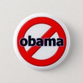 Anti-Obama 2 Inch Round Button